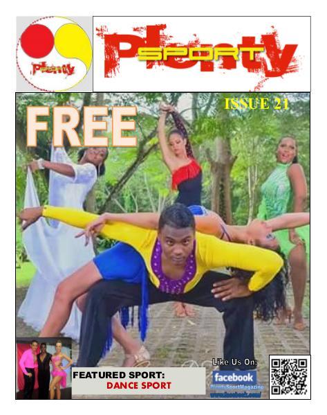 Plenty Sport : EZINE 21 Dance SPORT