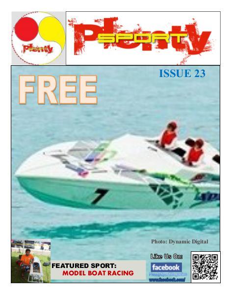 23 Model Boat Racing
