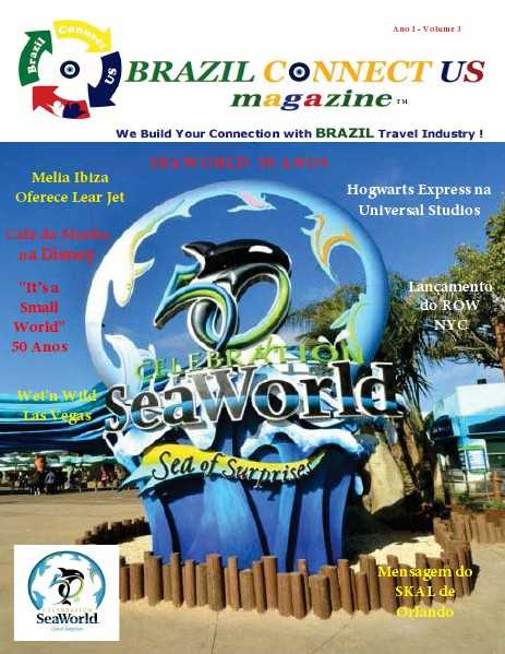 Brazil Connect Magazine March 2014 86 Pages
