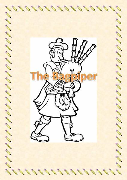 The bagpiper magazine
