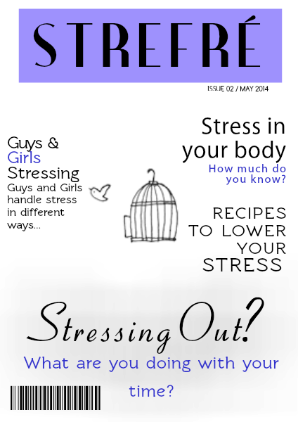 STRESS AGAINST THE WORLD May 2014