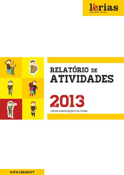 ACTIVIDADES LÉRIAS 2014 2013