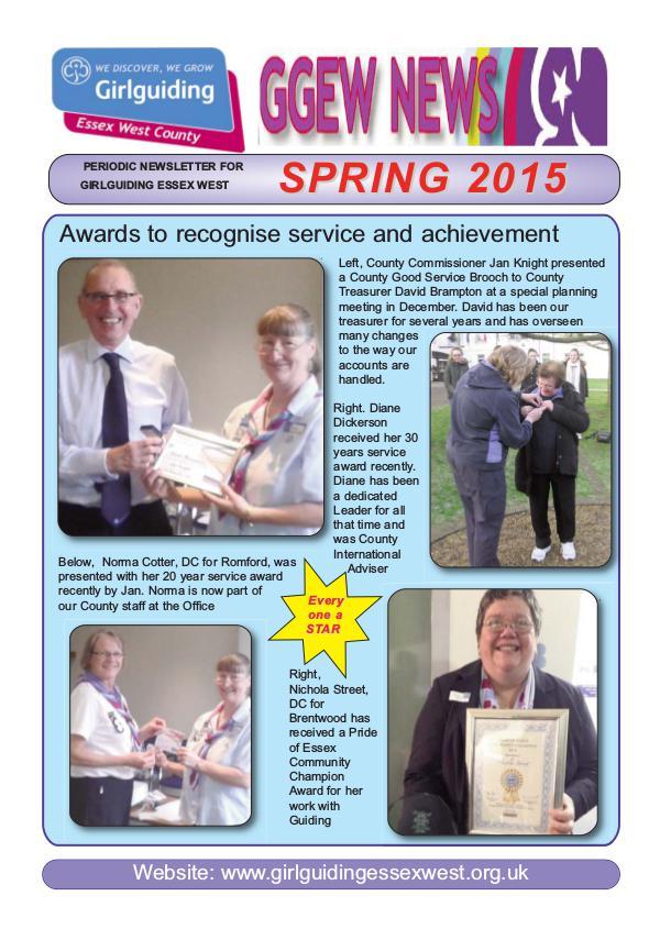GGEW Spring 2015