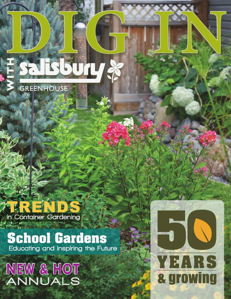 Dig In with Salisbury Greenhouse - 2015