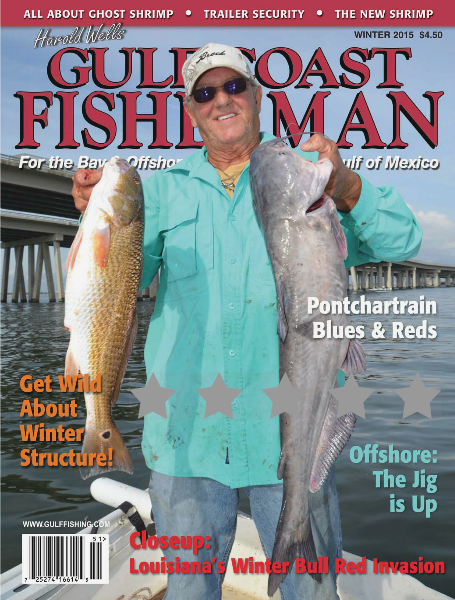 Gulf Coast Fisherman Magazine Vol 39 No. 1 PRIVATE