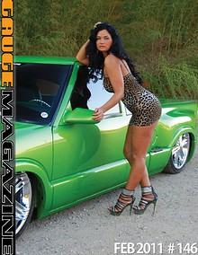 February 2011 Gauge Magazine