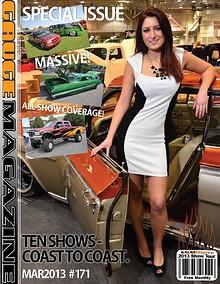 Gauge Magazine March 2013
