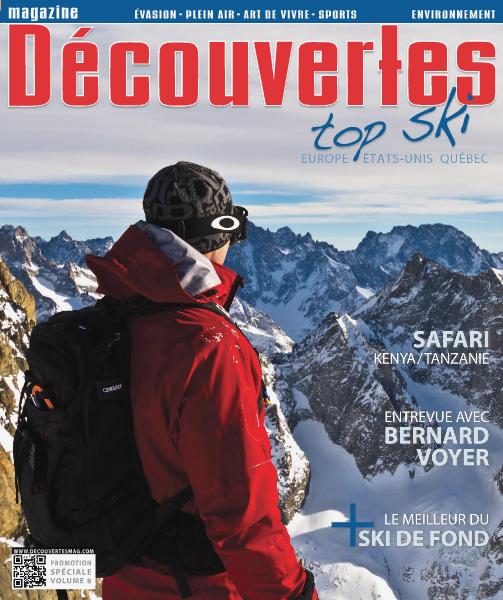 Découvertes (8e édition) Dec. 2011