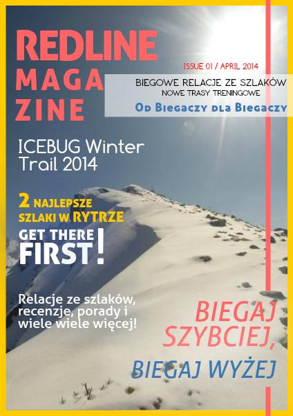 RedLine Magazine Vol.1 April 2014