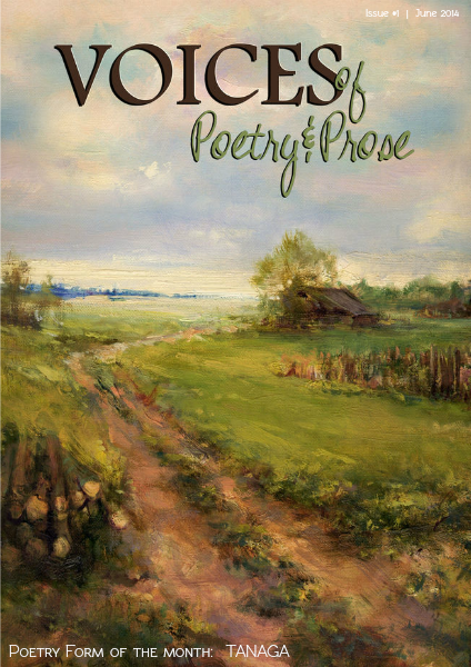 Voices of Poetry & Prose Issue #1 June 2014