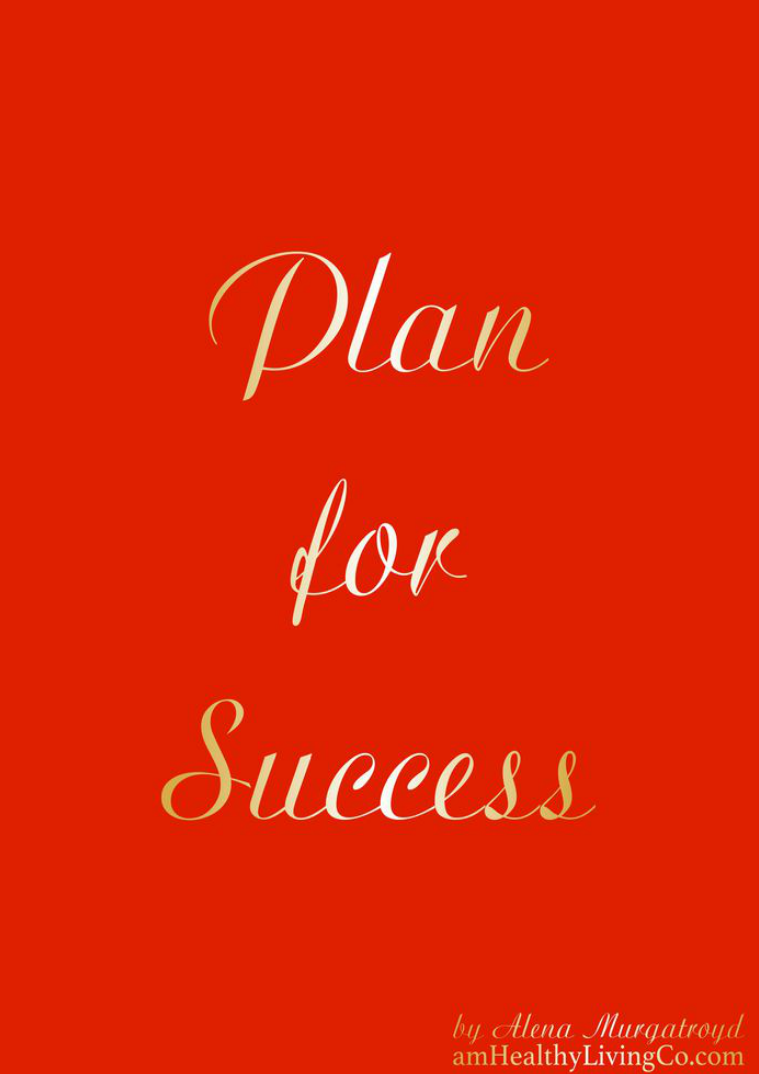 Plan for Success Plan for Success - Cherry