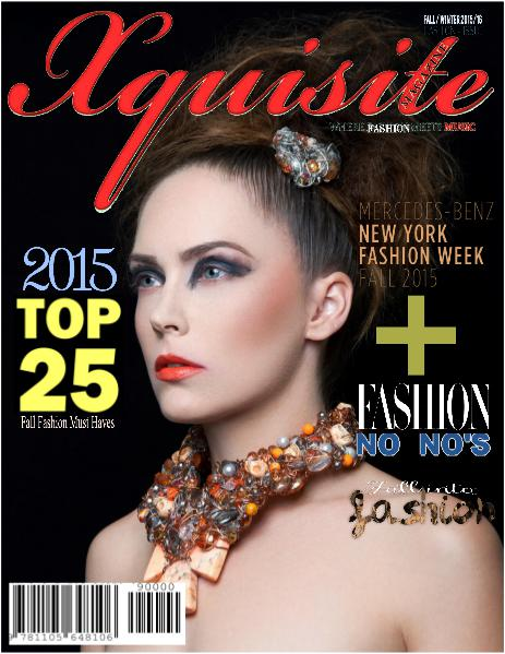 VOL 4 ISSUE 2 XQUISITE MAGAZINE VOL 4 ISSUE 2