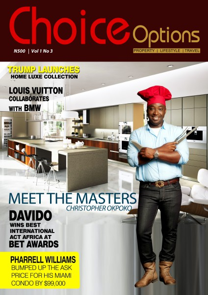 3rd Edition of Choice Option Magazine August 2014