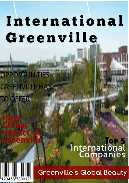 The International Business of Greenville, South Carolina 1