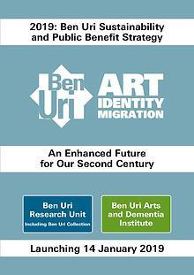 Ben Uri future strategy