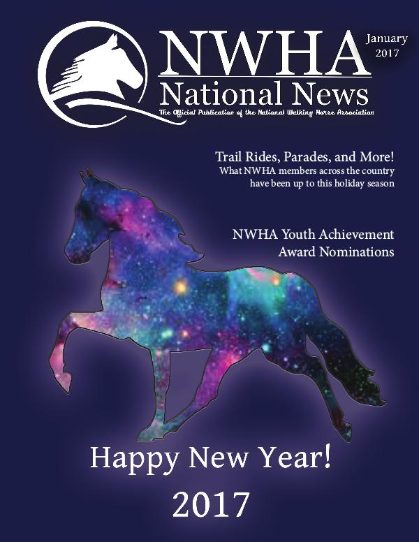 NWHA National News January 2017
