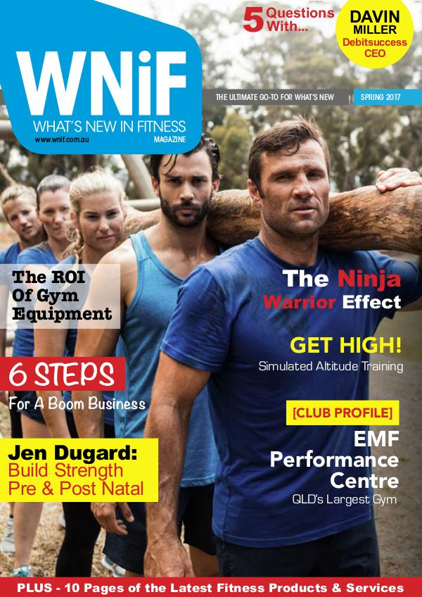 WNiF Magazine - Spring 2017 Edition