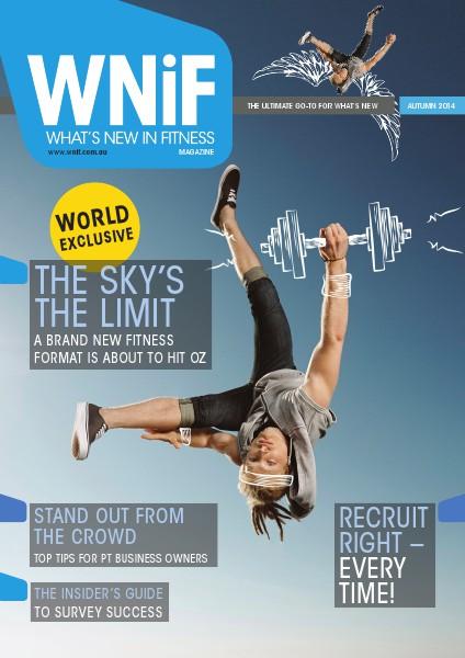 WNiF Magazine - Autumn 2014 Edition