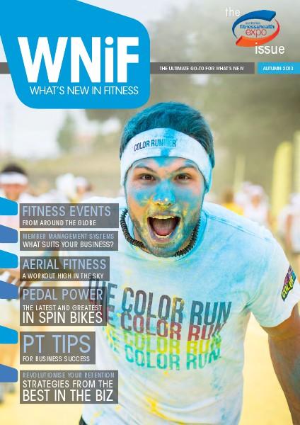 WNiF Magazine - Autumn 2013 Edition
