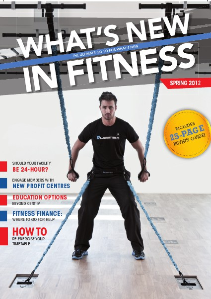 WNiF Magazine - Spring 2012 Edition