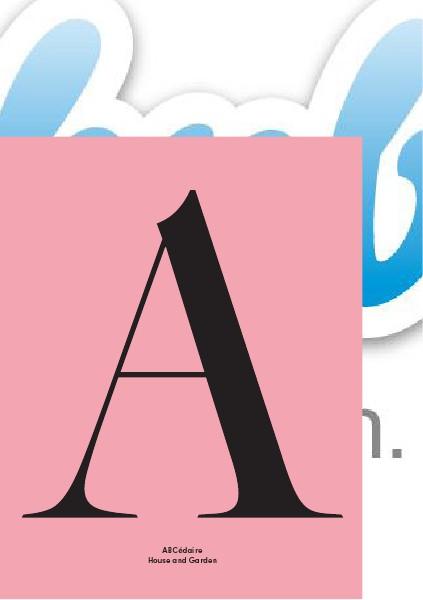 ABCedaire A
