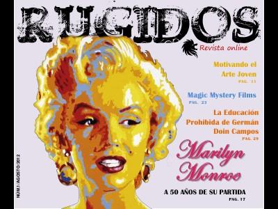 RUGIDOS Aug. 2012