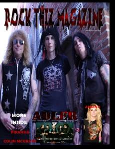 Rock Thiz Magazine Issue #3 Vol.2 May 2012 Digital Rock Thiz Magazine Issue #3 Vol.2 May 2012 Digital