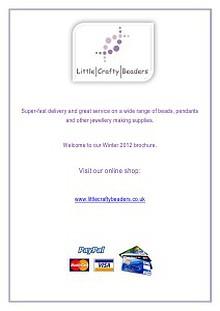 Winter 2012 Brochure
