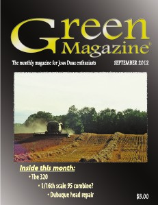 Green Magazine Sep. 2012