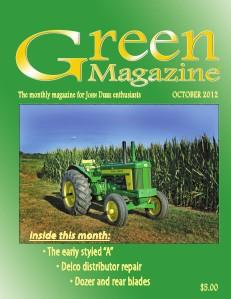 Green Magazine Oct. 2012