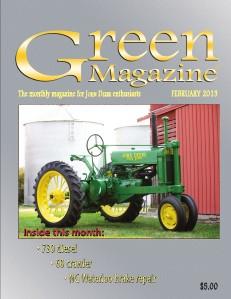 Green Magazine February 2013