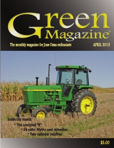 Green Magazine April 2013