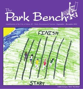 Park Bench Fall 2012 Issue September - December 2012