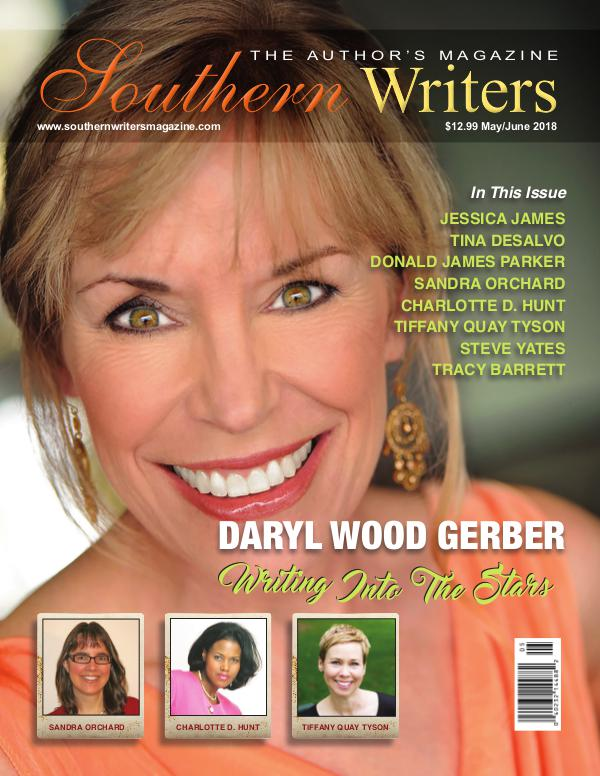 Southern Writers Magazine Southern Writers May 2018