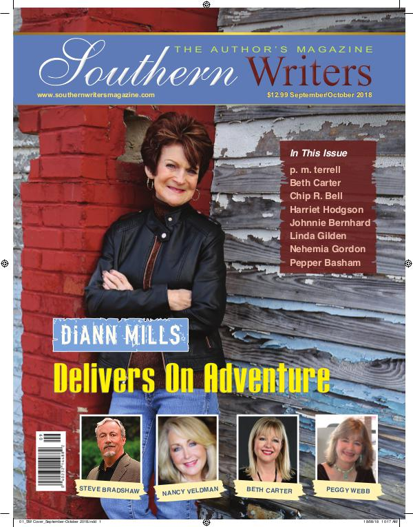 Southern Writers Magazine September/October 2018 Southern Writers_September-October 2018 (1)23
