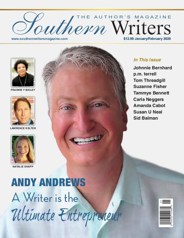 2020 Southern Writers Magazine _JAN-FEB_2020