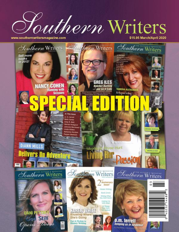 SPECIAL EDITION MARCH/APRIL 2020 Southern Writers_MAR-APR_2020 (5)