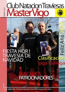 Club Natación Traviesas Master Vigo