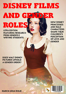 Disney and Gender Roles