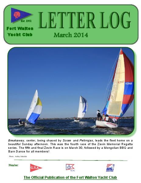 FWYC Letter Log March 2014