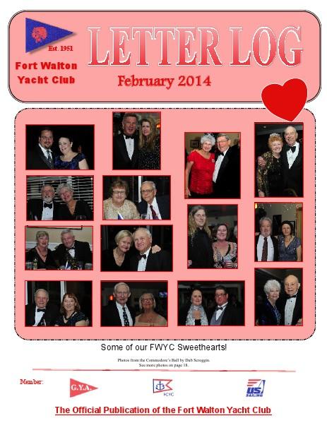 FWYC Letter Log February 2014