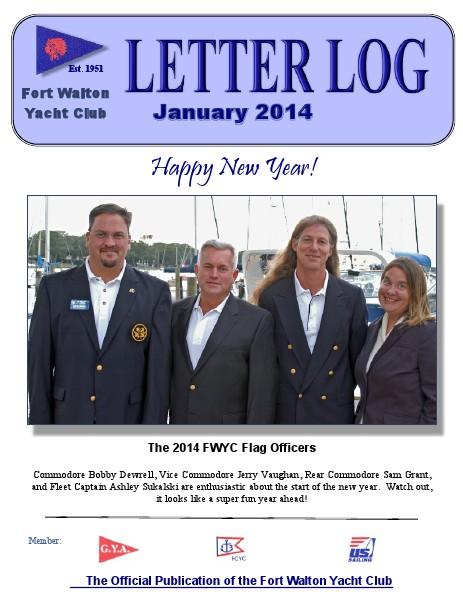 FWYC Letter Log January 2014
