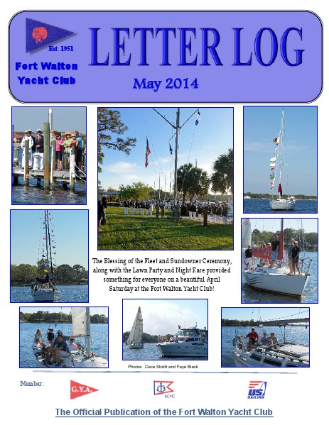 FWYC Letter Log May 2014