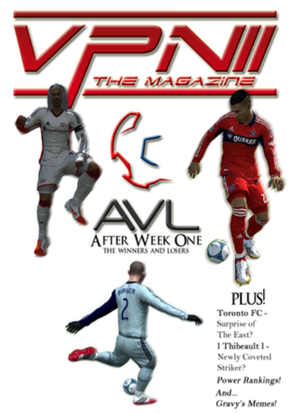 VPN: The Magazine Issue #3 Issue #3