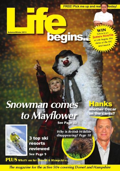 Life Begins 50+ Magazine Winter 2013