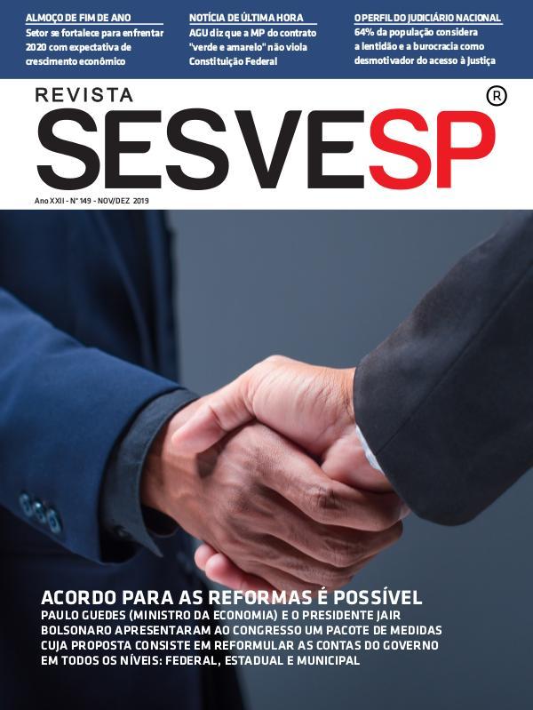 Revista Sesvesp Ed. 149