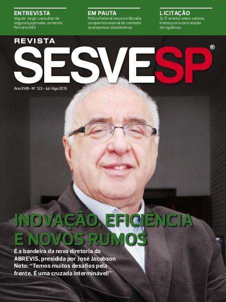 Revista Sesvesp ED. 123 - 2015