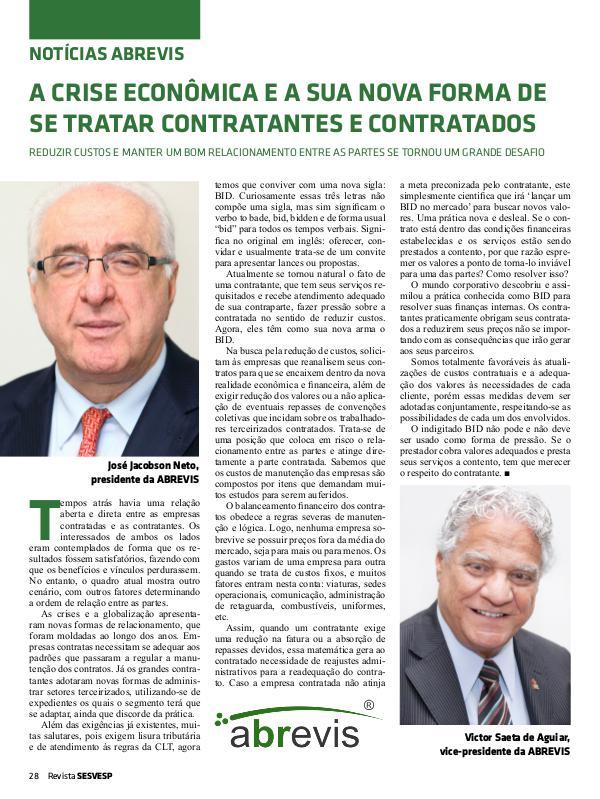 Revista ABREVIS Ed. 131