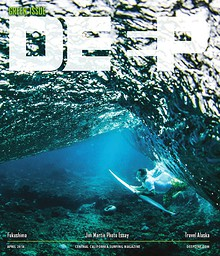 DEEP March/April 2014 Green Issue