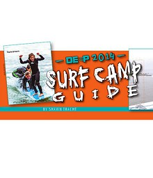 DEEP Surf Camp Guide 2014
